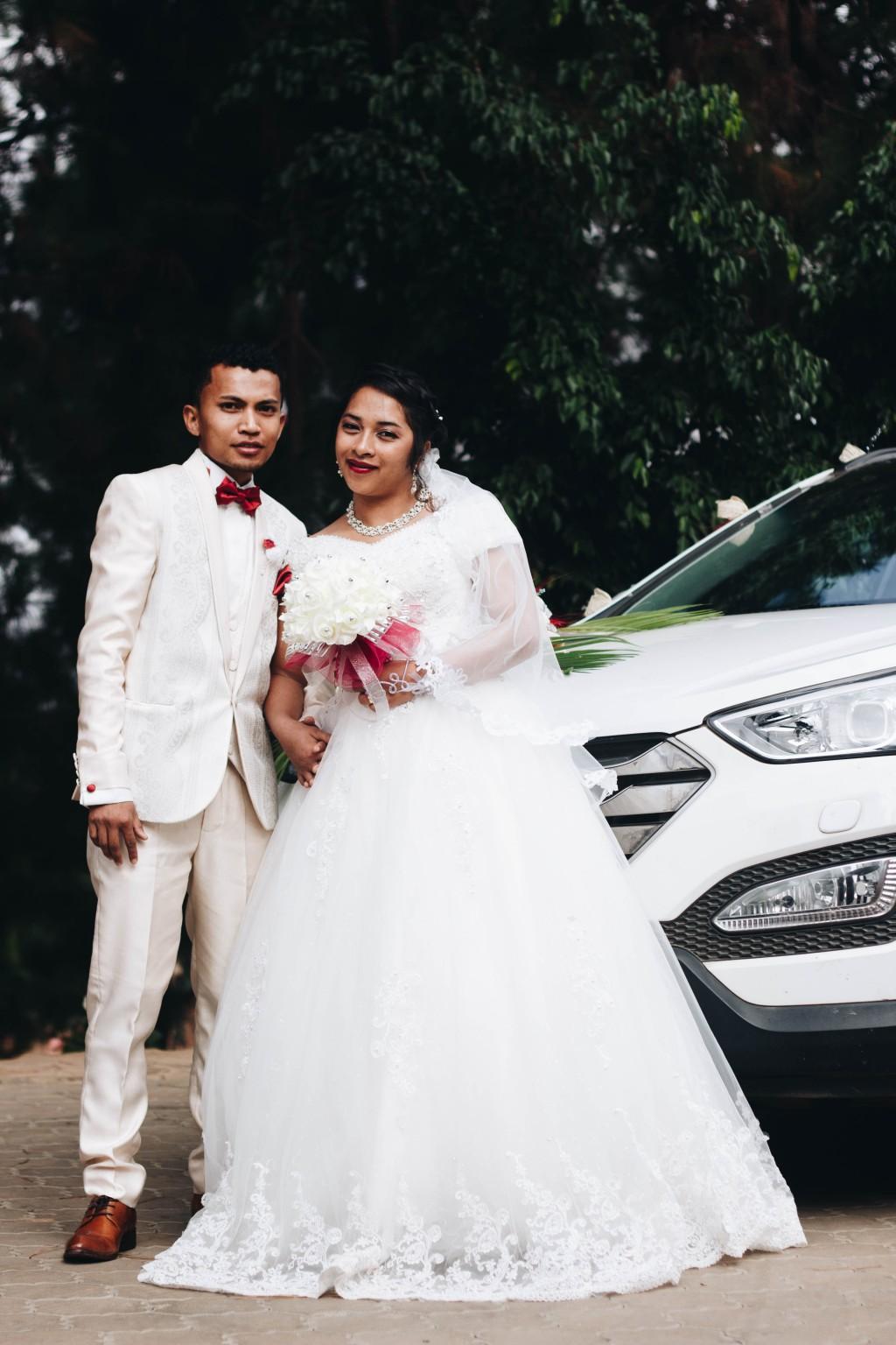 Wedding of Nomena and Tsanta